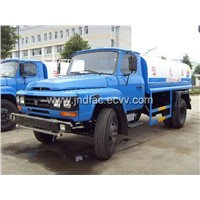 Dongfeng Conventional 7000L Diesel Engine Water Tank Truck