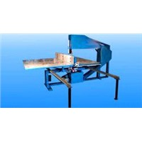 EPE cutting machine