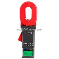 ETCR2000+ Clamp-On Earth Resistance Meter
