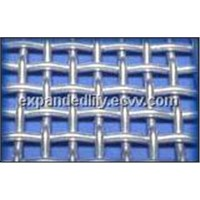 Galvanized Square Wire Netting Mesh