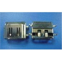 HDMI-19PIN Reverse Double Rows DIP (Subside)