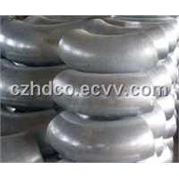 Hot Diped Galvanized Seamless Pipe Fitings