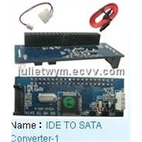 IDE to SATA Converter Card