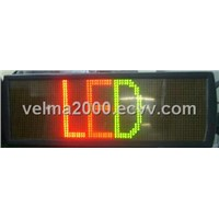 Indoor LED Display M-24X80-RG