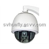 Intelligent IR constant Speed Dome Camera