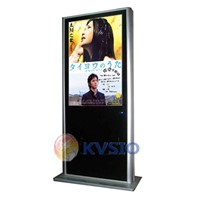 Interactive Advertising Kiosk