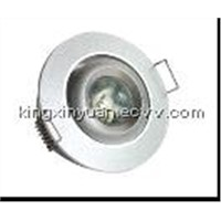 Dowm Light 52mm KXY-AC100-240V-1W-4