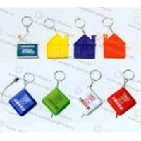 Key Chain Measuring Tape