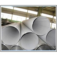 Large-Diameter Welded Steel Pipe