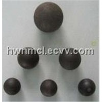 Low Chromium Alloyed Micro-Balls