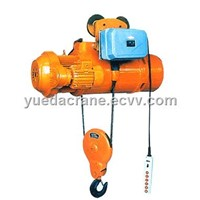 MD Model Wirerope Electric Hoist
