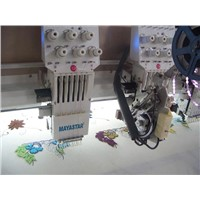 Mayastar Lock Stitch Chenille Embroidery Machine