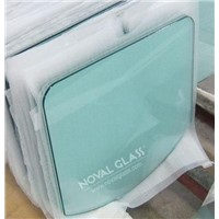 NOVAL Bathroom glass shelves & shelving