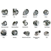 PP-lined Malleable Cast Iron Fittings