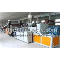 PVC Free Foam Plate Production Line