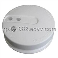 Photoelectronic Smoke Detector with Hush Button (Independent)