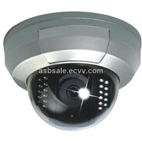 Plastic Dome Camera with LED