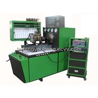 RED4 fuel injection pump test bench
