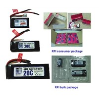 RC High rate 3Cell /5S/6S/1800mAh 11.1V 40 C Li Poly Lithium Batteries