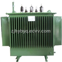 S11-M*R Series Oil-immersed transformers