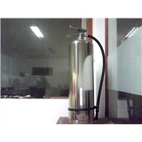 STAINLESS STEEEL FOAM EXTINGUISHERS