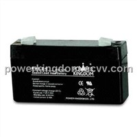 Sealed Lead-Acid Batteries with T1 Terminal Type