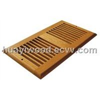 Self Rimming Wooden Vents