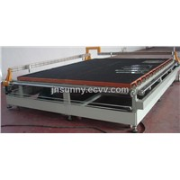 Semiautomatic Glass Cutting Machinery