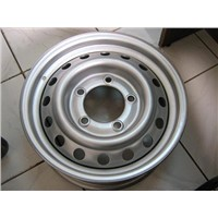Steel Car Wheels