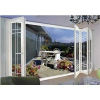 Thermally Broken Folding sliding Doors and Windows