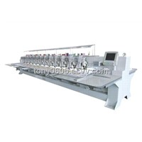 Three-In-One Coiling Embroidery Machine