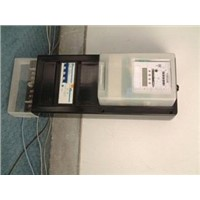 Three Phase Prepayment kwh Meter