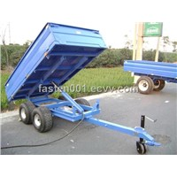 Tipper Trailer for Argricultural Use