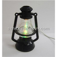 USB Mini Color Change Hurrucane Lamp