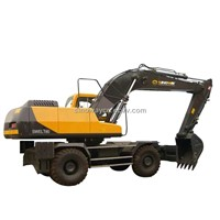 Wheel Loader with 0.8m3 Bucket Capacity (SWEL190)