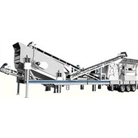 YGFS Various Combined Crusher Series Mobile Crusher