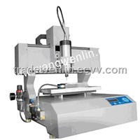 Contact Ic Card Slot Milling Machine