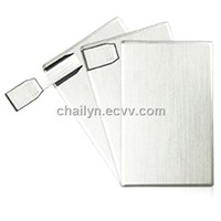 Credit Card USB Disk for Promo