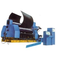 4 roller hydraulic rolling machine