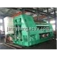 four roller ring rolling machine