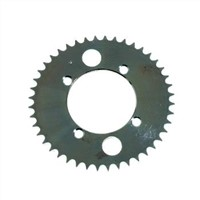 John deere undercarriage component JD450 chain sprocket from China