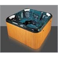 Outdoor Spa Whirlpool Tub