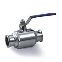 Sanitary Quick Install Ball Valve