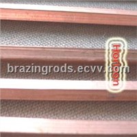 Square Brazing Rods