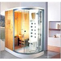 Steam Room Sauna Cabin shower room shower cubicle shower enclosure sauna room