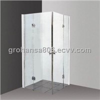 Tempered Glass Doors