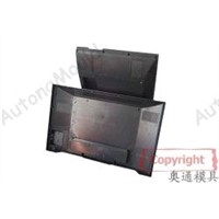 tv plastic part mould