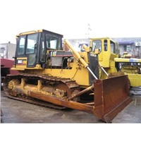 Used Caterpillar bulldozer (D6G)