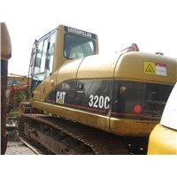 Used Excavator Caterpillar (320C)
