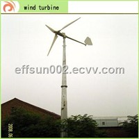 Wind Turbine 3kW with Patents & Brand